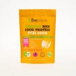 Βιολογική Πρωτεΐνη Ρυζιού COCO  500g