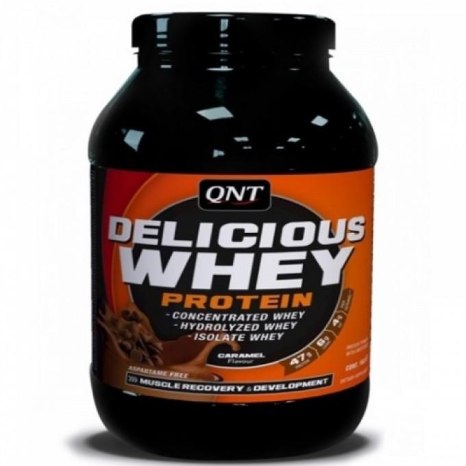 Πρωτεΐνη Qnt Delicious Whey 2200Gr