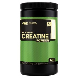 Κρεατίνη Οn Optimum Creatine Powder 634gr