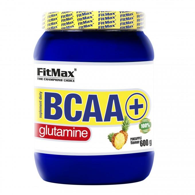Αμινοξέα FitMax Bcaa + glutamine 600gr