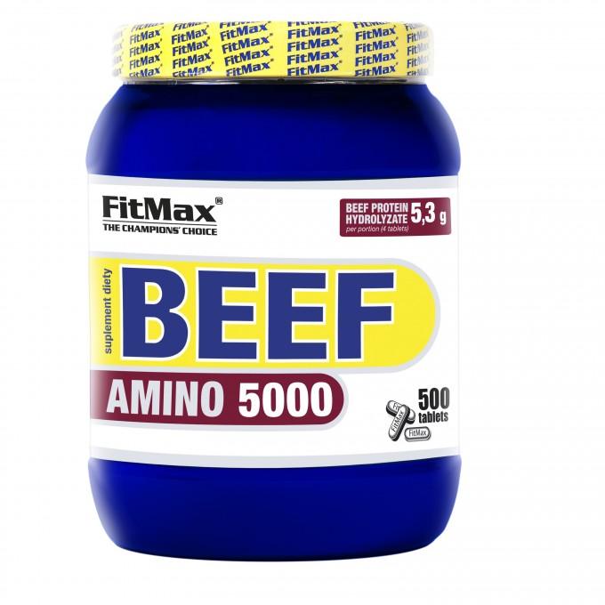 Αμινοξέα FitMax Beef 500 tablets