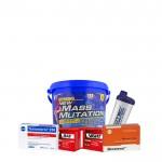 Προσφορά όγκου Exp Mass Mutation 2.270Gr + Testosterol 250 30Caps  +  Day 60 caps +  Night 60 caps + Biosterol 36Caps + Shaker