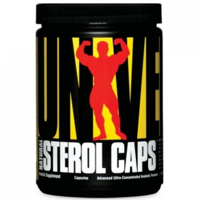 Ενίσχυση Τεστοστερόνης Natural Sterol Caps 180 caps