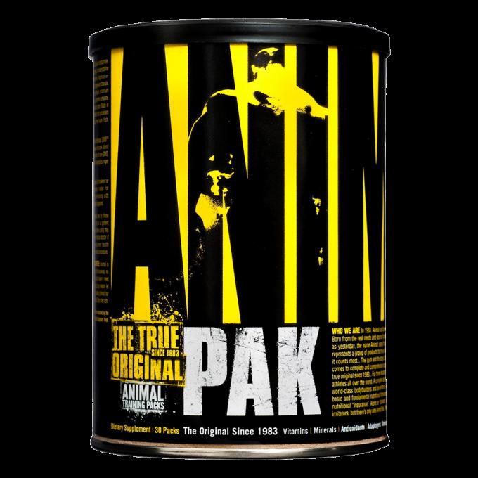 Πολυβιταμίνες Animal Pack 30 Packs