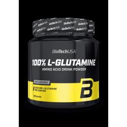 BioTech USA L-Glutamine 100% 240g