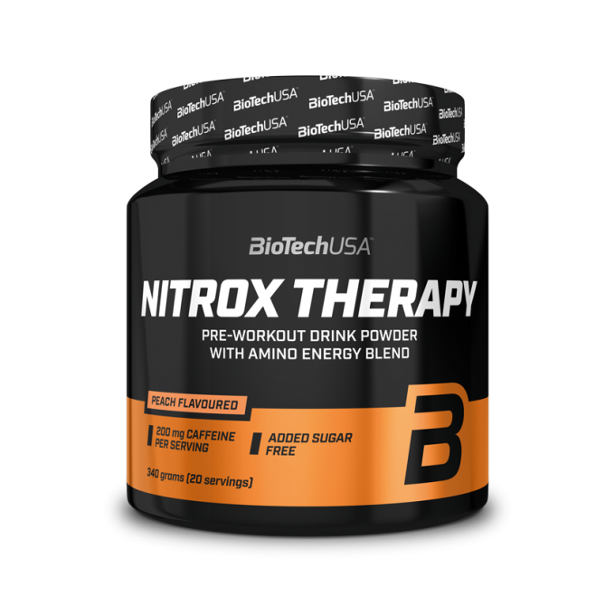 BioTech USA Nitrox Therapy 340g