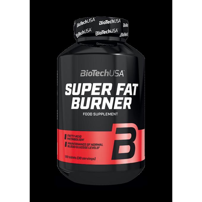 BioTech USA Super Fat Burner 120 Tabs