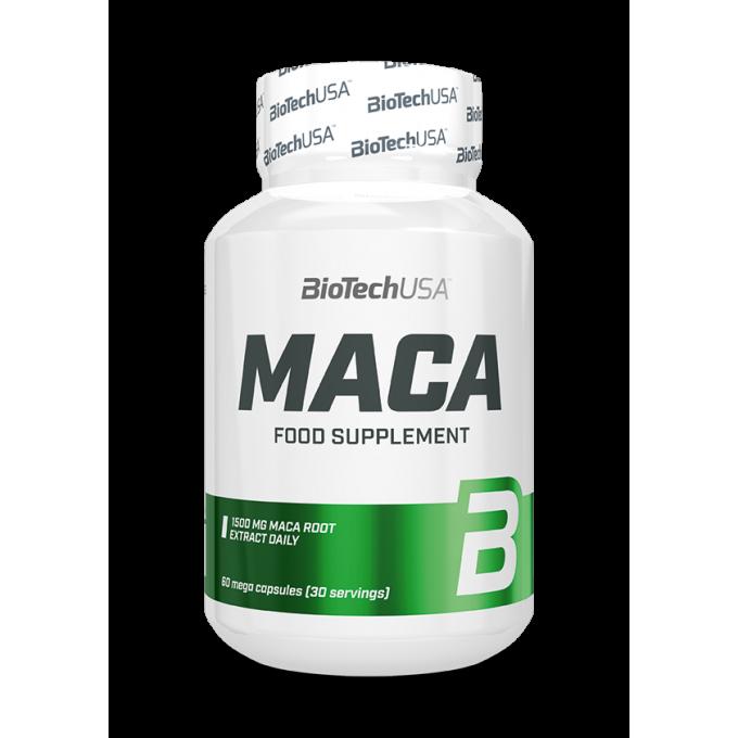 Ενίσχυση Ορμονών Biotech Maca 60 Caps