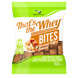 Γκοφρέτες That's the Whey Bites 100g