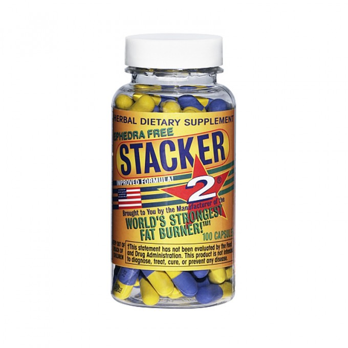 Λιποδιαλύτης Stacker 2 100Caps