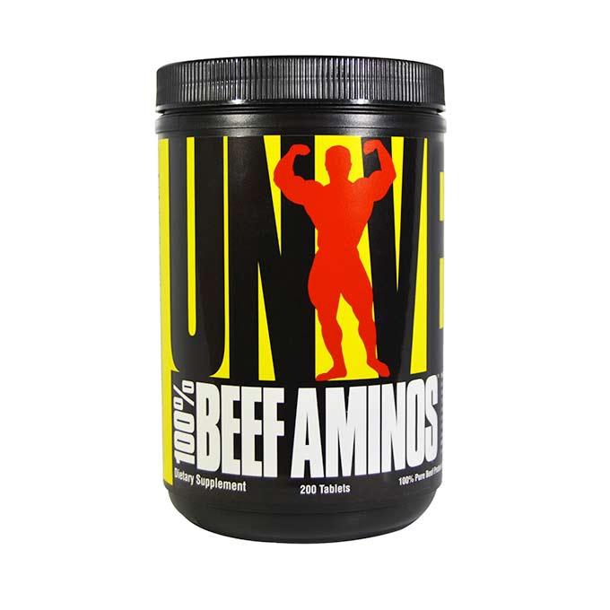Αμινοξέα Universal - Beef Aminos - 400 Tabs