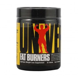 Λιποδιαλύτης Universal - Fat Burners 110 Tablets