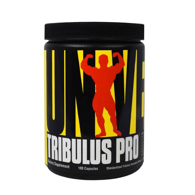 Ενίσχυση Τεστοστερόνης Universal - Tribulus Pro - 100 Capsules