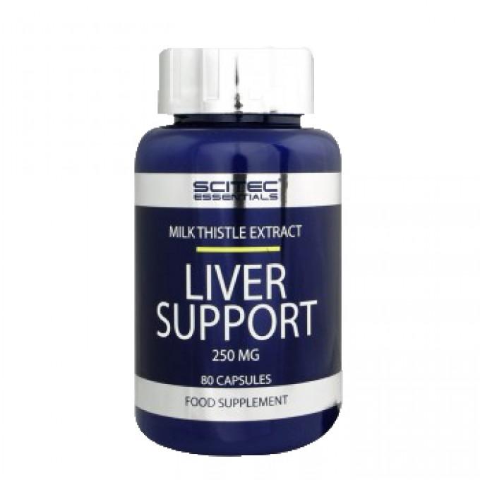 Υποστήριξη Συκωτιού Scitec Liver Support 80Caps