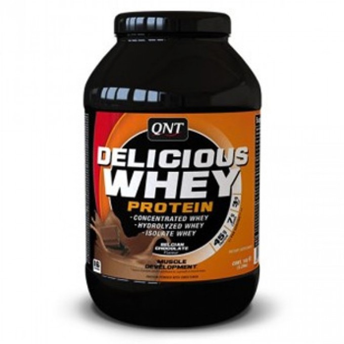 Πρωτεΐνη Qnt Delicious Whey 1000Gr