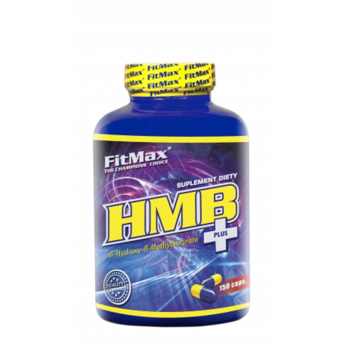 Μεταβολίτης FitMax Hmb+ 150Caps 30 Servings