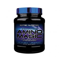 Αμινοξέα Scitec Nutrition - Amino Magic - 500 Gr