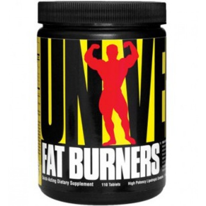 Λιποδιαλύτης Universal - Fat Burners  55 Tablets