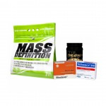 Προσφορά Mass Definition – 7000 G + Biosterol 36Caps +  Testosterol 250 (30Caps) + Pf Creatine Pure 500Gr