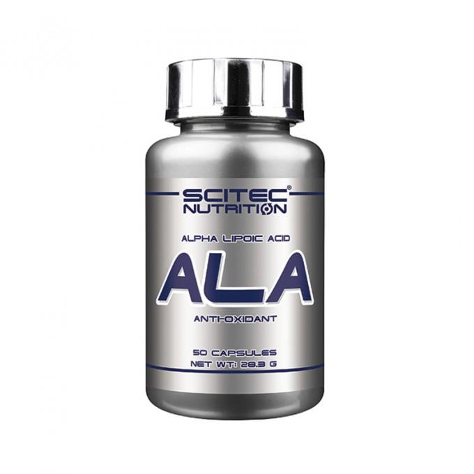 Αντιοξειδωτικό Scitec Nutrition - Ala 50 Caps 250 Mg Per Caps
