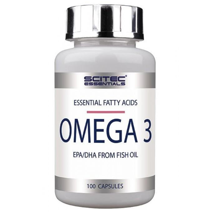 Λιπαρά Οξέα Scitec Nutrition - Omega 3 - 100 Caps