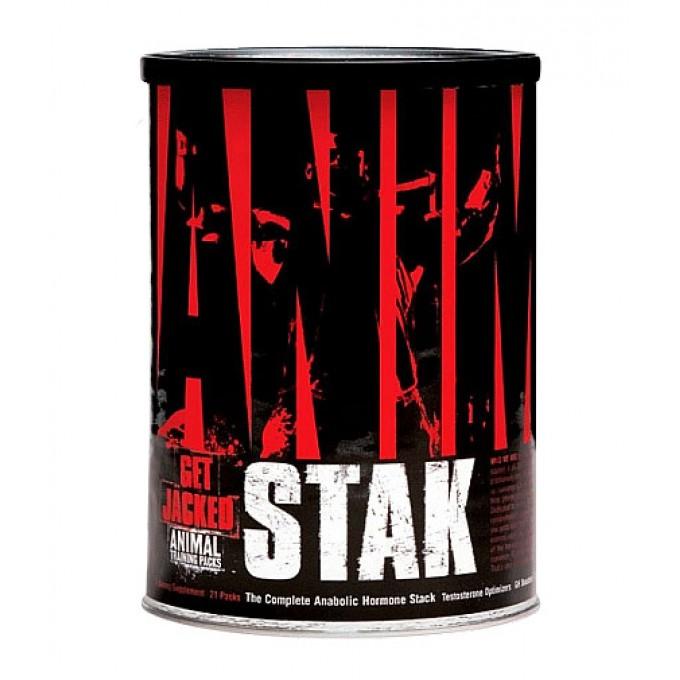 Ενίσχυση Ορμονών Universal Animal - Stak - 21 Packs