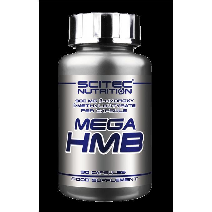 Μεταβολίτης Scitec Nutrition - Mega Hmb 90 Caps 98,6 Gr