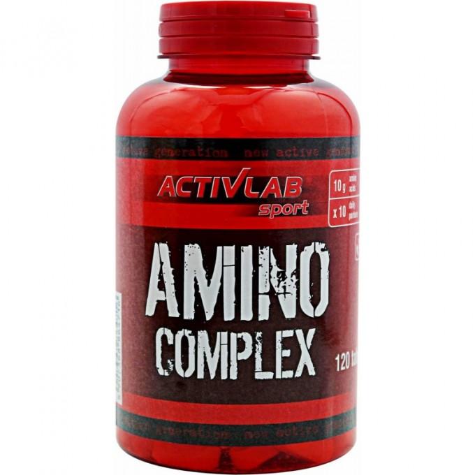 Αμινοξέα Activlab Amino Complex 120 Tabs