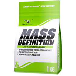 Πρωτεΐνη Sportdefinition Mass Definition - 1Kg