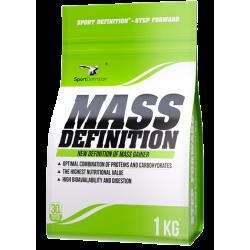 Πρωτεΐνη Sportdefinition Mass Definition - 1Kg