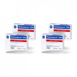 Προσφορά Megabol - Testosterol -  30 Caps - 3 + 1 Δωρο