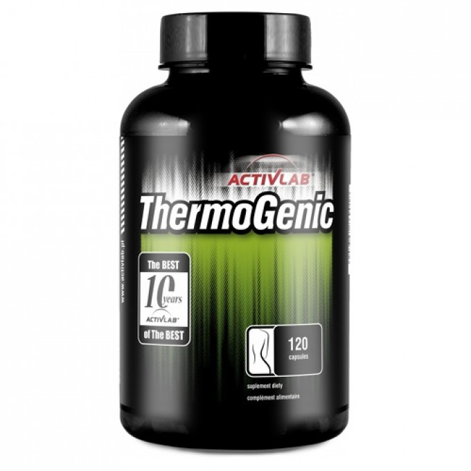 Λιποδιαλύτης Activlab Thermogenic 60 Caps