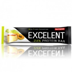 Μπάρα Πρωτεΐνης Nutrend Excelent 24% 85Gr