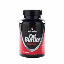 Λιποδιαλύτης Warrior Lab Fat Burner 120Caps