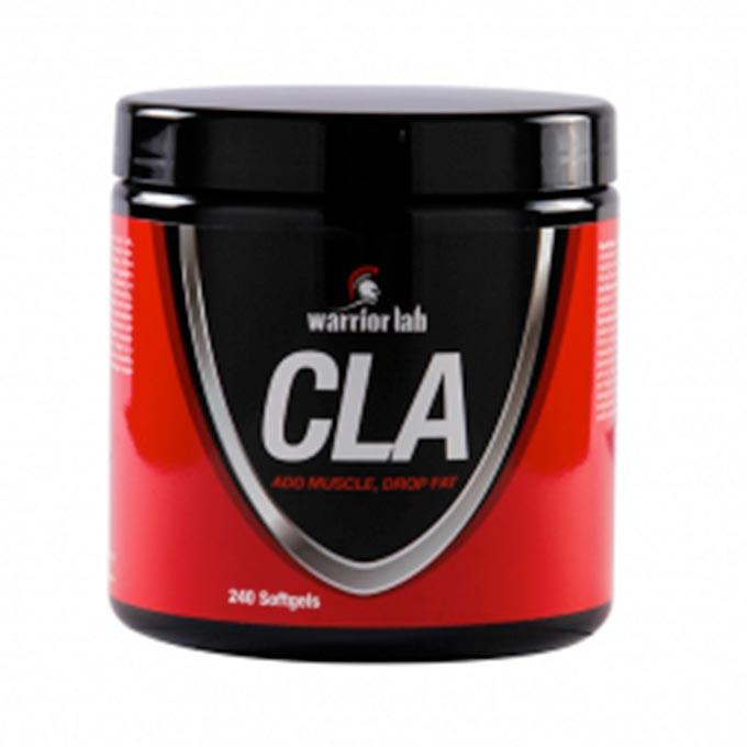Συζευγμένο Λινολεϊκό Οξύ Warriorlab Cla 240 Caps