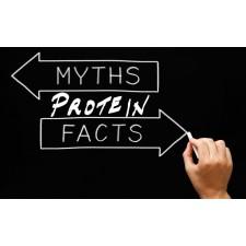 4 μύθοι για τα συμπληρώματα πρωτεΐνης, που πρέπει να σταματήσεις να πιστεύεις