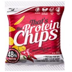 Πατατάκια Πρωτεΐνης