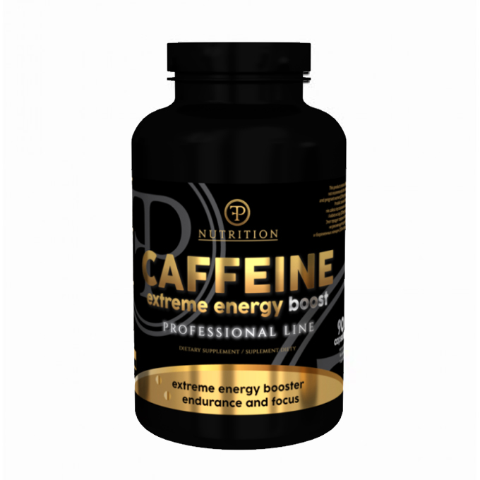Καφείνη Pf Nutrition Extreme Energy 90 caps