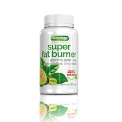 Λιποδιαλύτης Quamtrax Super Fat Burner 60Caps