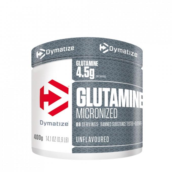 Γλουταμίνη Dymatize Glutamine Micronized 400g