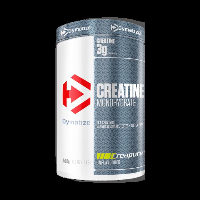 Κρεατίνη Dymatize Creatine Monohydrate - Creapure 500Gr