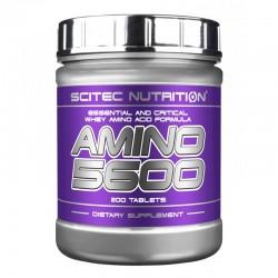 Αμινοξέα Scitec Amino 5600 200Tabs