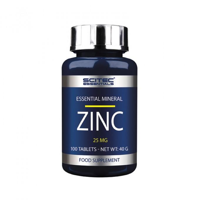 Ψευδάργυρος Scitec Zinc 100Tabs