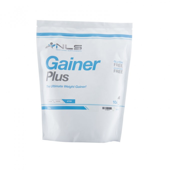Πρωτεΐνη Nls Gainer Plus 1000Gr