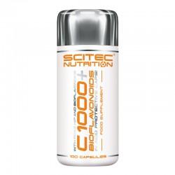 Βιταμίνες Scitec C-1000 + Bioflavonoids 100Caps