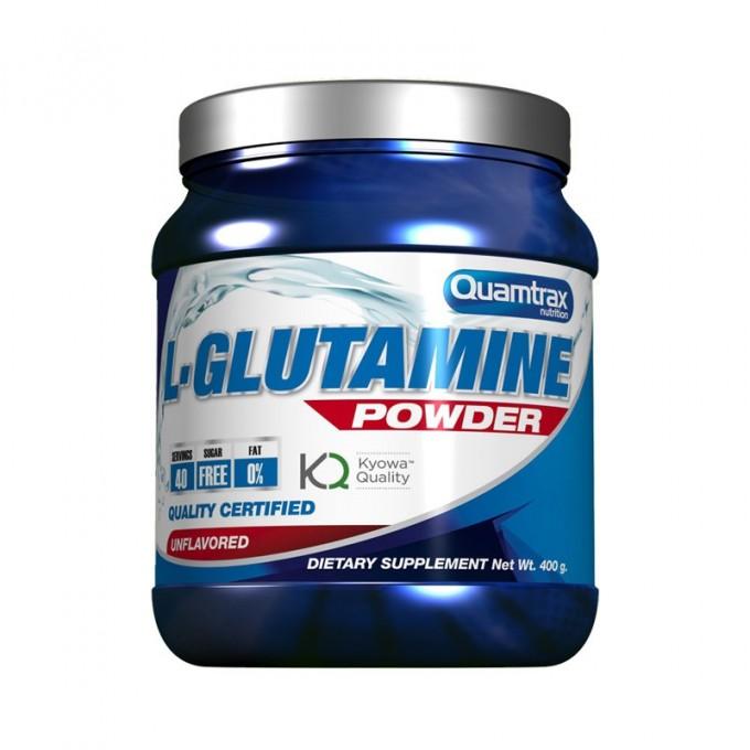 Γλουταμίνη Quamtrax L-Glutamine 400Gr