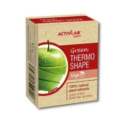 Λιποδιαλύτης Activlab Green Thermo Shape Vege+ 30Caps