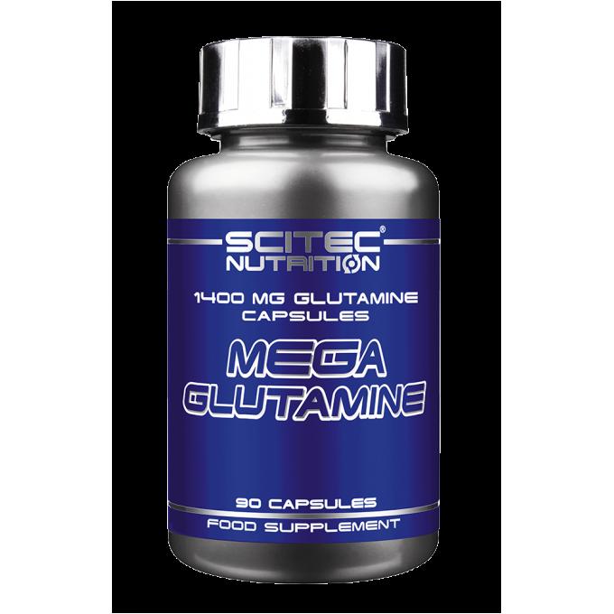 Γλουταμίνη Scitec Mega Glutamine 90Caps