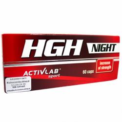 Ενίσχυση Ορμ/νών Activlab  Night 60Caps