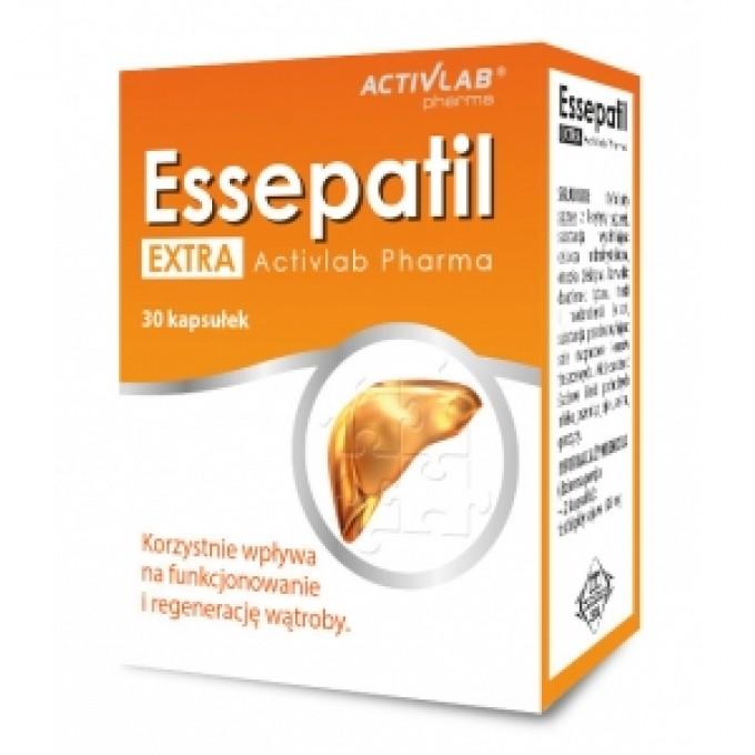 Υποστήριξη Συκωτιού Activlab Essepatil 30Caps